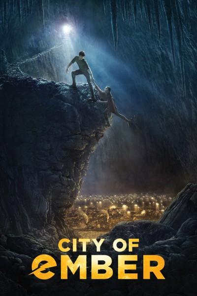 Caratula, cartel, poster o portada de City of Ember: En busca de la luz
