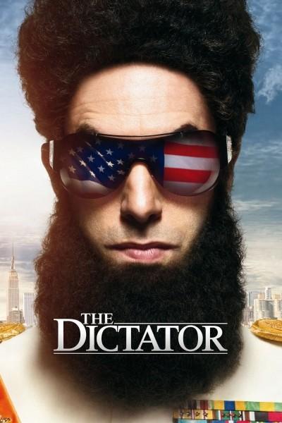 Caratula, cartel, poster o portada de El dictador