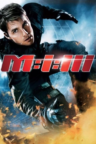 Caratula, cartel, poster o portada de Misión imposible 3