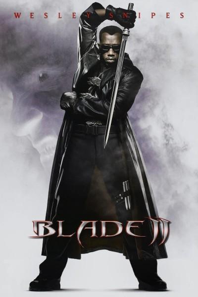 Caratula, cartel, poster o portada de Blade II