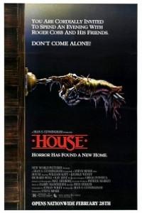 Caratula, cartel, poster o portada de House, una casa alucinante