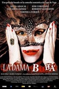 Caratula, cartel, poster o portada de La dama boba