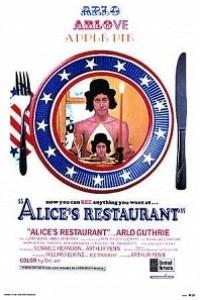 Caratula, cartel, poster o portada de El restaurante de Alicia