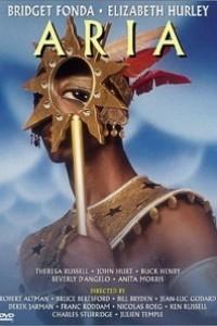 Caratula, cartel, poster o portada de Aria