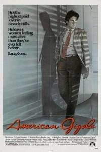 Caratula, cartel, poster o portada de American Gigoló