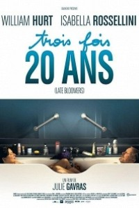 Caratula, cartel, poster o portada de Tres veces 20 años