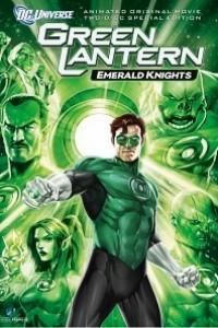 Caratula, cartel, poster o portada de Linterna Verde: Caballeros Esmeralda