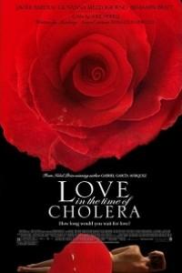 Caratula, cartel, poster o portada de El amor en los tiempos del cólera