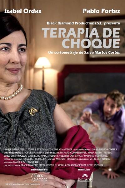 Caratula, cartel, poster o portada de Terapia de choque