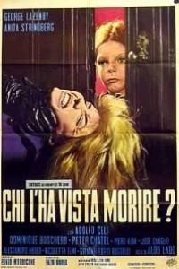 Caratula, cartel, poster o portada de ¿Quién la ha visto morir?