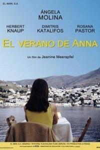 Caratula, cartel, poster o portada de El verano de Ana