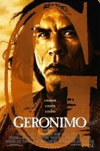 Caratula, cartel, poster o portada de Gerónimo, una leyenda