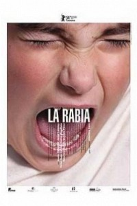 Caratula, cartel, poster o portada de La rabia