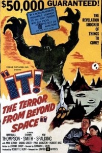 Caratula, cartel, poster o portada de El terror del más allá
