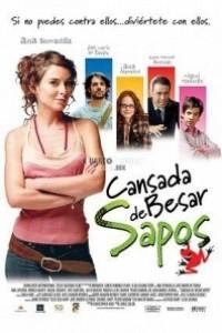 Caratula, cartel, poster o portada de Cansada de besar sapos