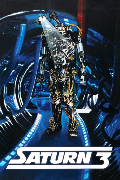 Caratula, cartel, poster o portada de Saturno 3