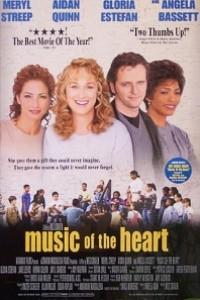 Caratula, cartel, poster o portada de Música del corazón