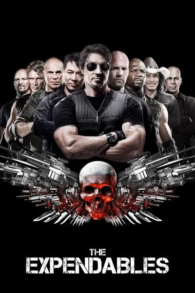 Caratula, cartel, poster o portada de Los mercenarios
