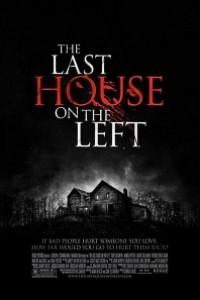 Caratula, cartel, poster o portada de La última casa a la izquierda