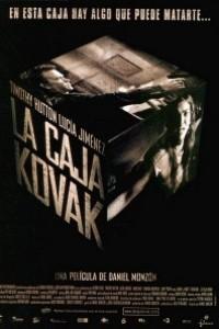 Caratula, cartel, poster o portada de La caja Kovak