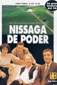 Caratula, cartel, poster o portada de Nissaga de poder