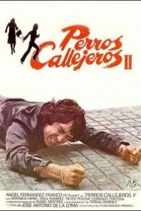 Caratula, cartel, poster o portada de Perros Callejeros II