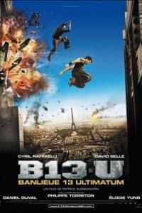 Caratula, cartel, poster o portada de Distrito 13 Ultimatum