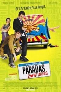 Caratula, cartel, poster o portada de Paradas continuas