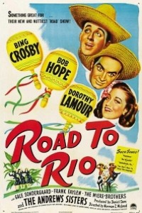 Caratula, cartel, poster o portada de Camino de Río