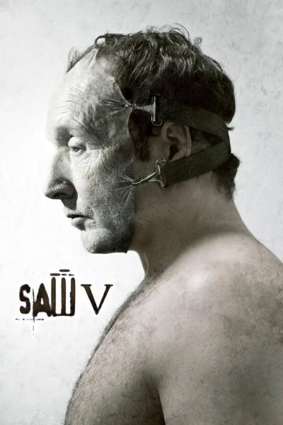 Caratula, cartel, poster o portada de Saw V