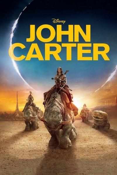 Caratula, cartel, poster o portada de John Carter