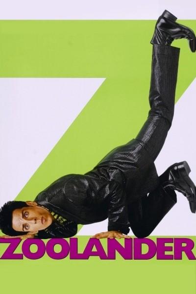 Caratula, cartel, poster o portada de Zoolander: Un descerebrado de moda