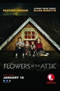 Caratula, cartel, poster o portada de Flores en el ático