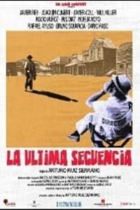 Caratula, cartel, poster o portada de La última secuencia