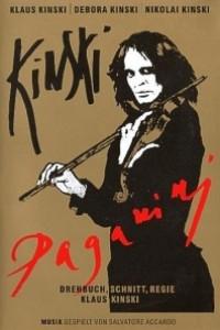 Caratula, cartel, poster o portada de Kinski Paganini
