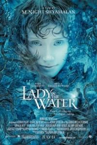 Caratula, cartel, poster o portada de La joven del agua