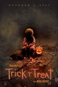 Caratula, cartel, poster o portada de Truco o trato: Terror en Halloween