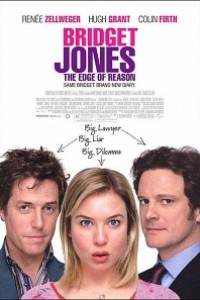 Caratula, cartel, poster o portada de El diario de Bridget Jones: Sobreviviré