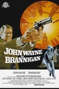 Caratula, cartel, poster o portada de Brannigan