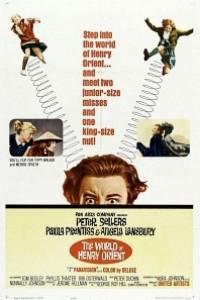 Caratula, cartel, poster o portada de El irresistible Henry Orient