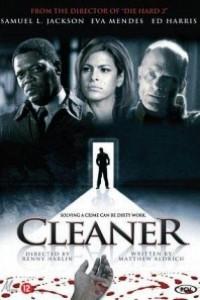 Caratula, cartel, poster o portada de Cleaner