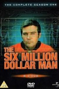 Caratula, cartel, poster o portada de El hombre de los seis millones de dólares