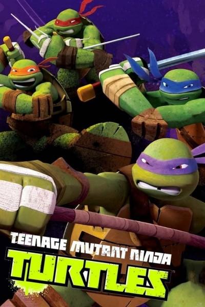 Caratula, cartel, poster o portada de Las Tortugas Ninja