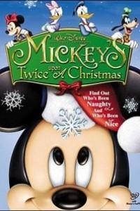 Caratula, cartel, poster o portada de Mickey: La mejor Navidad