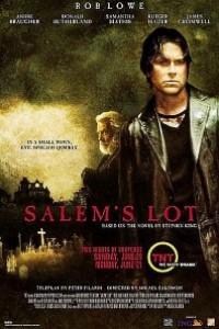 Caratula, cartel, poster o portada de El misterio de Salem\'s Lot