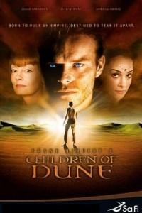 Caratula, cartel, poster o portada de Hijos de Dune