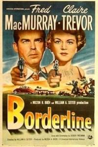 Caratula, cartel, poster o portada de Alarma en la frontera