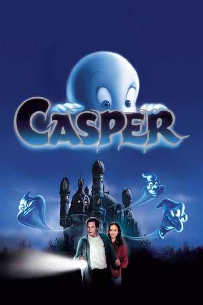 Caratula, cartel, poster o portada de Casper