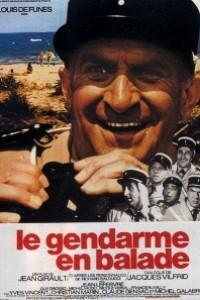 Caratula, cartel, poster o portada de Seis gendarmes en fuga