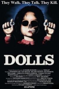 Caratula, cartel, poster o portada de Dolls